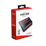 Kingston HyperX Fury RGB 480GB + Kit instalación - SSD