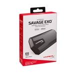 HyperX Savage EXO 480GB - Disco Duro Externo SSD