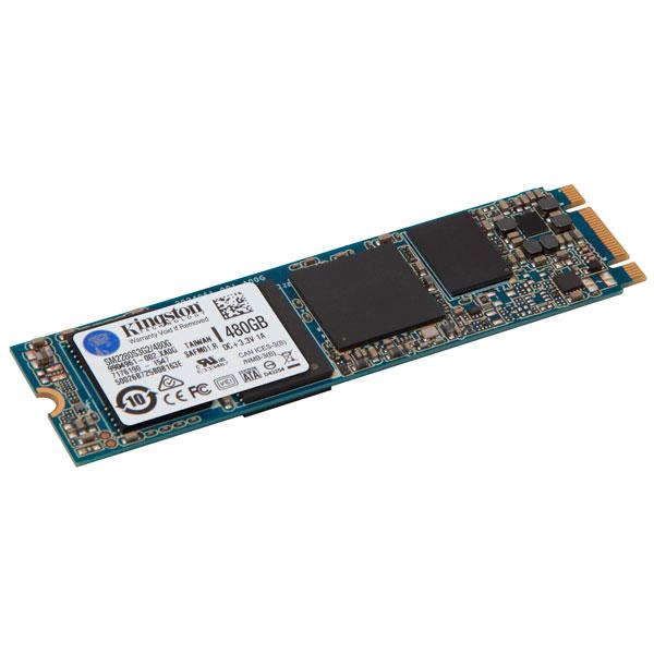 Kingston SSDNow 2280 240GB M.2 SATA – Disco Duro SSD