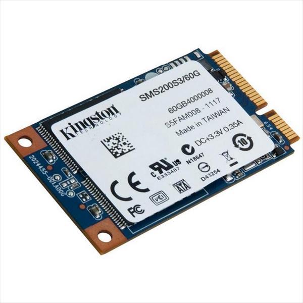 Kingston SSDNow mS200 30GB SATA – Disco Duro SSD