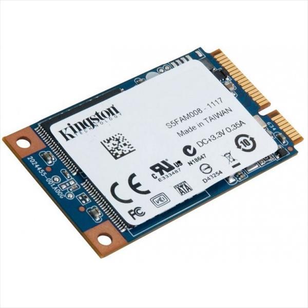 Kingston SSDNow mS200 60GB mSATA – Disco Duro SSD