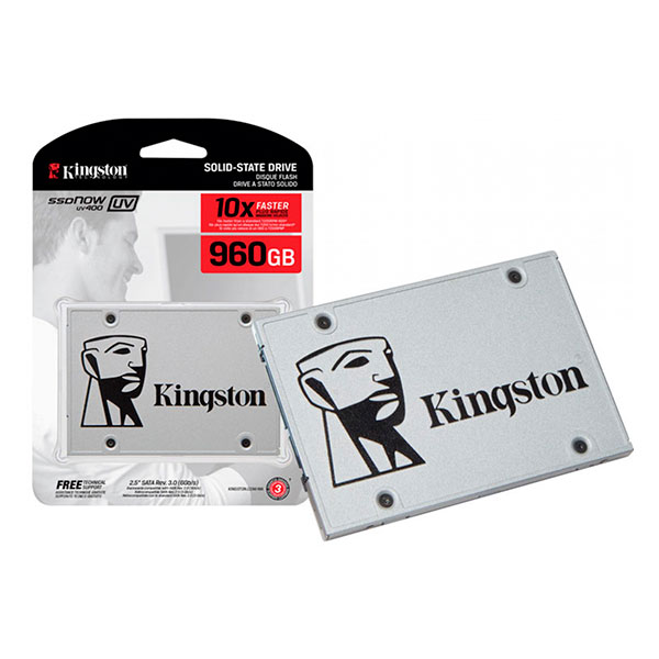 Kingston UV400 960GB SATA – Disco Duro SSD