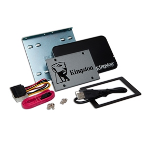 "Kingston UV500 120GB 2.5"" SATA + kit instalación - SSD"