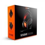 Krom Khami negro gaming – Auricular