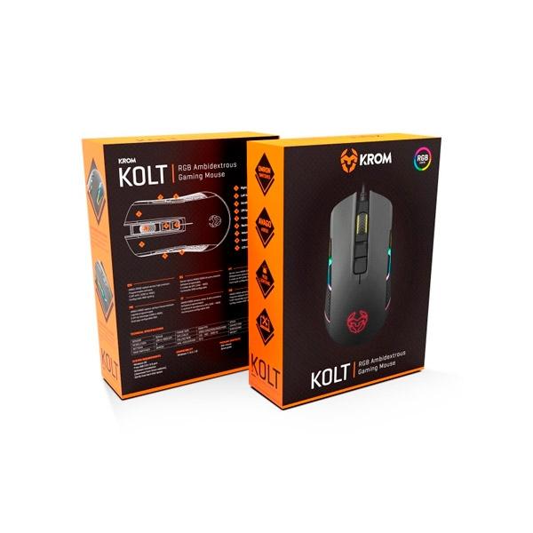 Krom Kolt 4000 DPI - Ratón