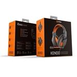 Krom Kendo negro gaming - Auricular