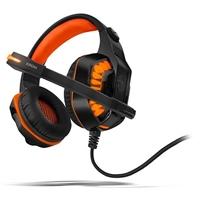 Krom Konor negro gaming – Auricular