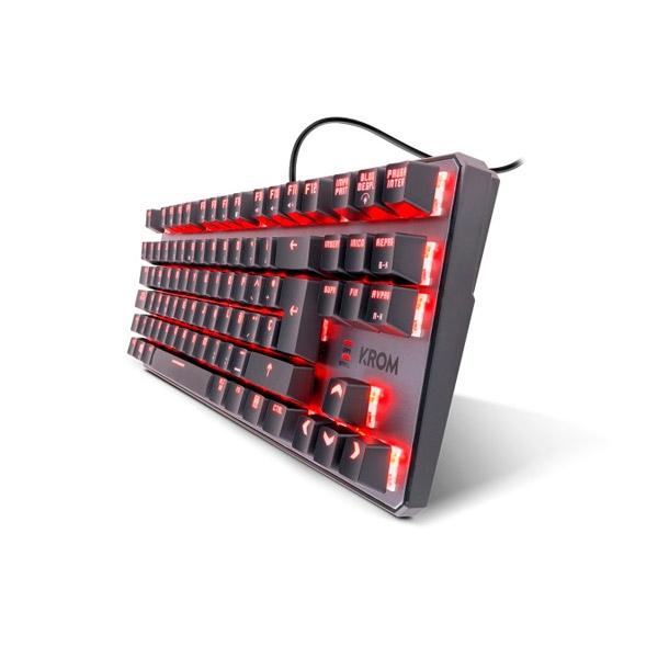 Krom Kernel TKL RGB - Teclado