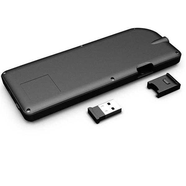 Leotec mini teclado wireless con touchpad - Teclado
