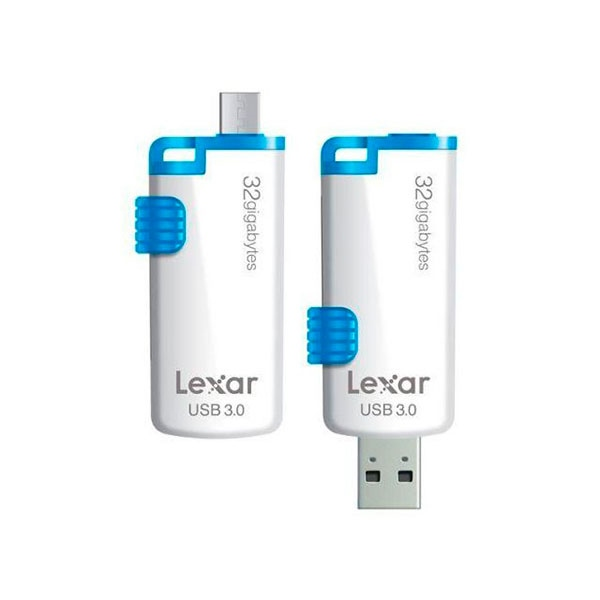 Lexar JumpDrive M20 OTG USB 3.0 32GB – Pendrive