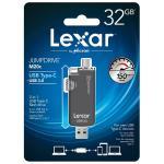 Lexar JumpDrive M20c USB-C + USB 3.0 32GB – Pendrive