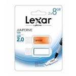 Lexar JumpDrive V20 8GB (2 unidades) USB 2.0 – Pendrive