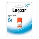 Lexar JumpDrive V30 8GB naranja USB 2.0 – Pendrive