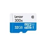 Lexar 300x 32GB con adaptador – Tarjeta MicroSD
