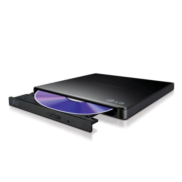 LG GP57EB40 DVD Externa USB Negro – Grabadora