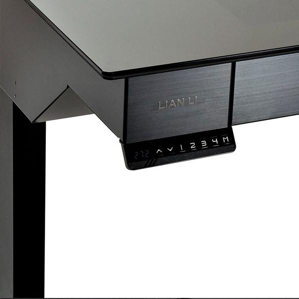 Lian Li DK-04X negra - Mesa