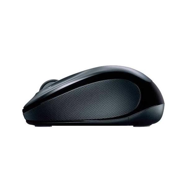 Logitech M325 Wireless Plateado oscuro - Ratón