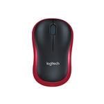 Logitech M185 rojo Wireless - Ratón