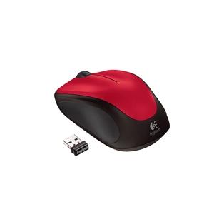Logitech M235 rojo Wireless – Ratón