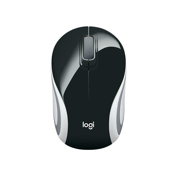 Logitech M187 negro Wireless - Ratón