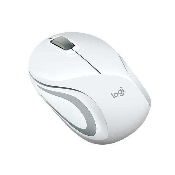 Logitech M187 blanco Wireless – Ratón