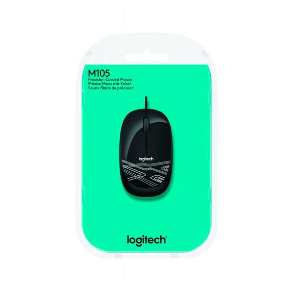 Logitech M105 negro - Ratón
