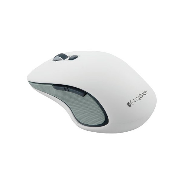 Logitech M560 blanco Wireless – Ratón