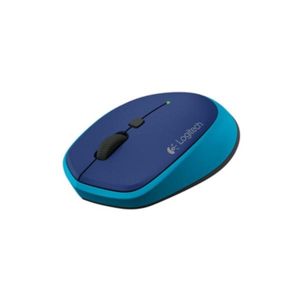 Logitech M335 azul Wireless  – Ratón