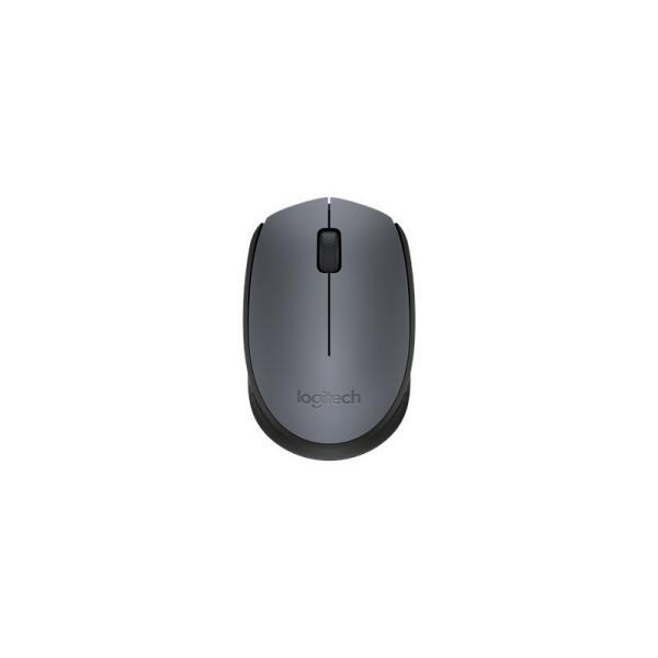 Logitech M170 GRIS Wireless - Ratón