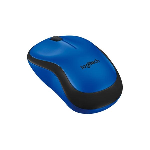 Logitech M220 Silent Azul – Ratón