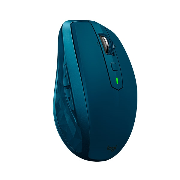 Logitech MX Anywhere 2S azul Bluetooth / Wireless - Ratón