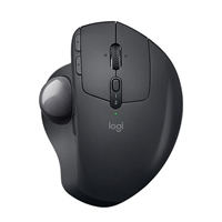 Logitech MX Ergo graphite wireless - Trackball