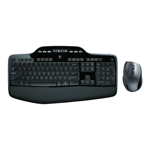 Logitech MK710 Wireless – Kit teclado y ratón