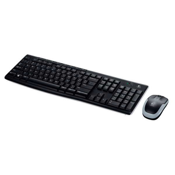 Logitech MK270 Wireless - Kit teclado y ratón