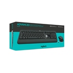 Logitech MK540 Wireless - Kit teclado y ratón