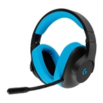 Logitech g233 prodigy gamming negro/cian – Auriculares