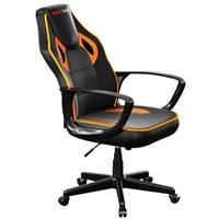 Mars Gaming MGC0BBL negro / naranja – Silla