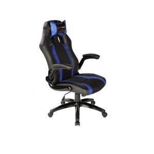 Tacens Mars Gaming MGC2BBL negra / azul – Silla