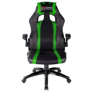 Tacens Mars Gaming MGC2BG negra / verde – Silla