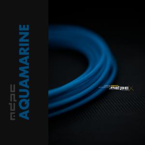 MDPC-X Azul Agua 1m grosor de 1,7-7,8mm – Funda de cable