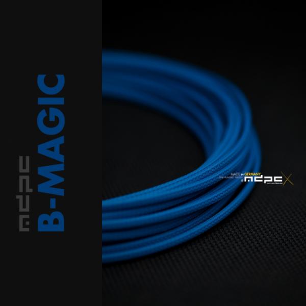 MDPC-X Azul Mágico 1m grosor de 1,7-7,8mm – Funda de cable