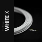 MDPC-X Blanco X 1m grosor de 1,7-7,8mm – Funda de cable