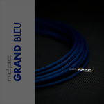 MDPC-X Azul Marino 1m grosor de 1,7-7,8mm – Funda de cable