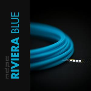 MDPC-X Azul 1m grosor de 1,7-7,8mm – Funda de cable