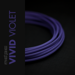 MDPC-X Violeta 1m grosor de 1,7-7,8mm – Funda de cable