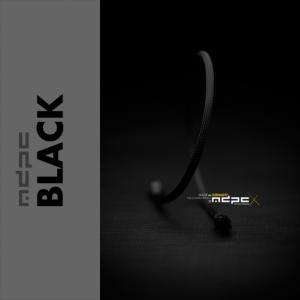MDPC-X Negro 1m – Funda de cable SATA