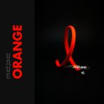 MDPC-X Naranja 1m – Funda de cable SATA
