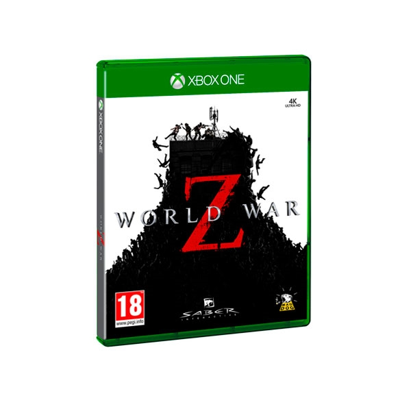 Microsoft XBOX One World War Z - Videojuego