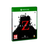 Microsoft XBOX One World War Z - Videojuego