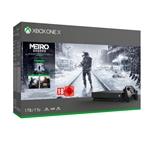 Xbox One X 1TB + Metro: Exodus Collection